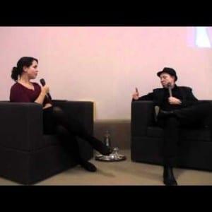 """ASX.TV: Dirk Braeckman – """"Eva Wittocx in gesprek met Dirk Braeckman"""" (2011)"""