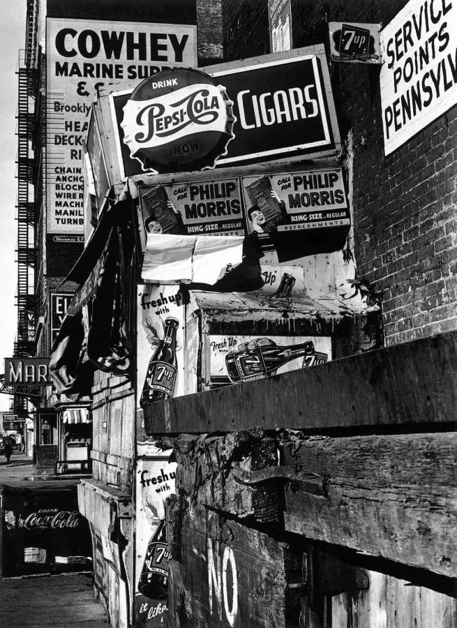 William Klein The New York School Photographs 1936
