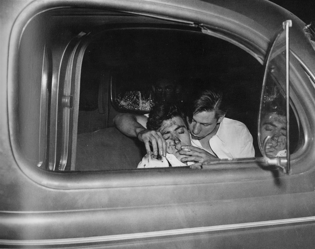 """Weegee: """"Naked City"""" – AMERICAN SUBURB X"""