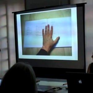 "ASX.TV: Oraib Toukan – ""Artist Talk"" (2010)"