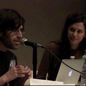 """ASX.TV: Aaron Swartz & Taryn Simon – """"Seven on Seven"""" (2012)"""