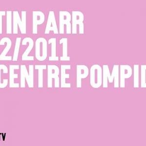 "ASX.TV: Martin Parr & François Hébel – ""BPI, Centre Pompidou"" (2011)"