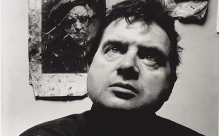 Francis Bacon, London, June 1962
