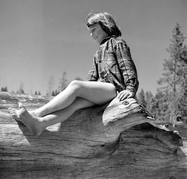 "Allan Grant: ""American Campers"" (1940's) – AMERICAN SUBURB X"
