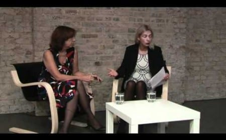 "ASX.TV: Sophie Calle – ""Interview with Whitechapel Gallery Director Iwona Blazwick"" (2010)"