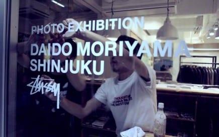 """ASX.TV: Daido Moriyama – """"Shinjuku Exhibition"""" (2012)"""