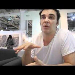 """ASX.TV: David LaChapelle – """"Design Taxi – A Conversation with David LaChapelle"""" (2011)"""