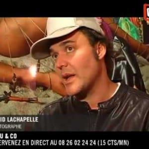 """ASX.TV: David LaChapelle – """"Expo : Rétrospective consacrée à David Lachapelle (Francais)"""" (2009)"""