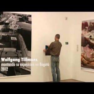 """ASX.TV: Wolfgang Tillmans – """"Montando su Exposición en Bogotá"""" (2012)"""