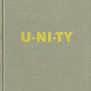 """MICHAEL SCHMIDT: """"UNITY"""""""