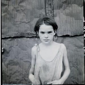"DOROTHEA LANGE: ""PORTRAITS"" (1935 – 1939)"