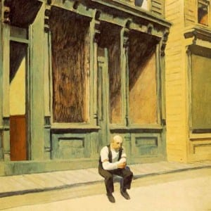 EDWARD HOPPER: (1882-1967)