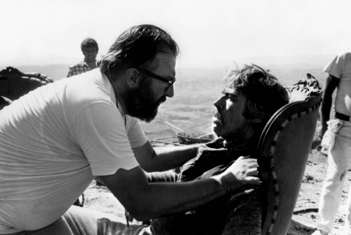 "INTERVIEW: ""Interview with Sergio Leone"" (1987) - ASX ..."