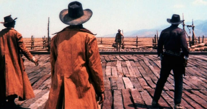 An Interview With Sergio Leone 1987 American Suburb X