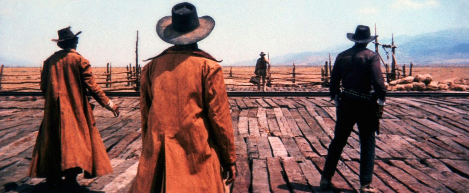 spaghetti western