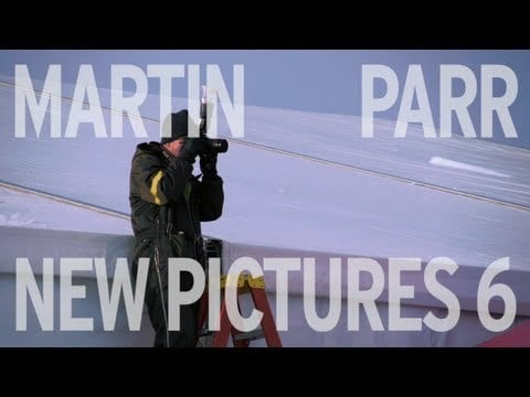 "ASX.TV: Martin Parr – ""New Pictures 6″ (2012)"