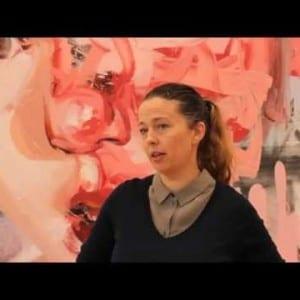 "ASX.TV: Jenny Saville – ""i-D online | i-N Conversation"" (2012)"