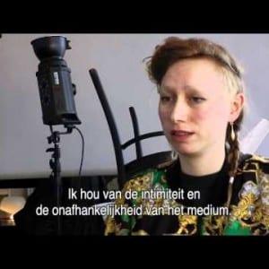 "ASX.TV: Melanie Bonajo – ""FOAM – Construct"" (2012)"