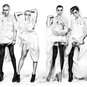 "ASX.TV: Inez van Lamsweerde & Vinoodh Matadin – ""KAZAKY – V Magazine – Summer 2012″ (2012)"