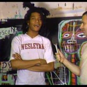 "ASX.TV: Jean-Michel Basquiat – ""Jean-Michel Basquiat (1960-1988) (excerpt)"""