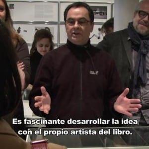 """ASX.TV: Gerhard Steidl – """"Die Kunst, Bücher mit Künstlern zu machen"""" (German & Spanish Sub) (2013)"""