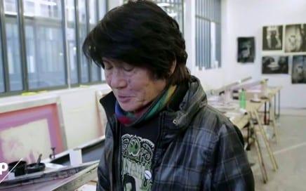 """ASX.TV: Daido Moriyama – """"The Silk Screen Workshop"""" (2012)"""