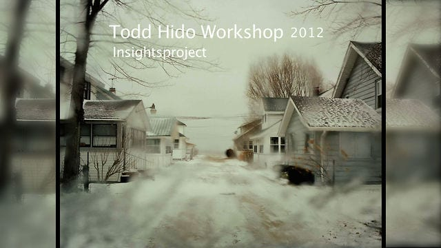 "ASX.TV: Todd Hido – ""Workshop"" (2012)"
