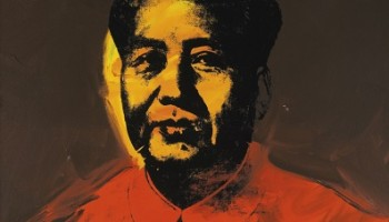 Andy Warhol, Mao (1973) b