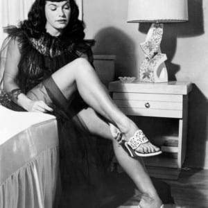 """INTERVIEW: """"Interview with Bettie Page"""" (1998)"""