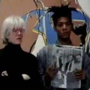 "ASX.TV: Andy Warhol & Jean-Michel Basquiat – ""Interview"" (1986)"