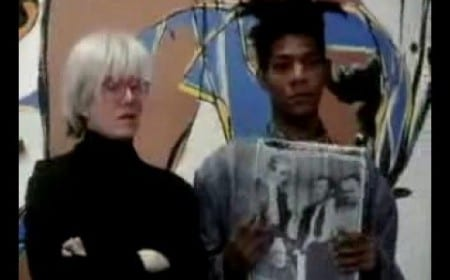 "ASX.TV: Andy Warhol & Jean-Michel Basquiat – ""Interview"" (1986)"
