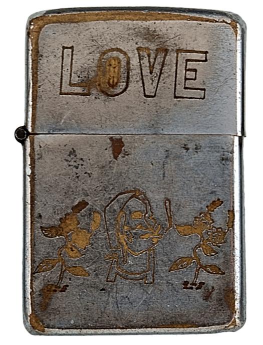 Slim Zippo Lighter ESB Packaged Power 75th 1888-1963