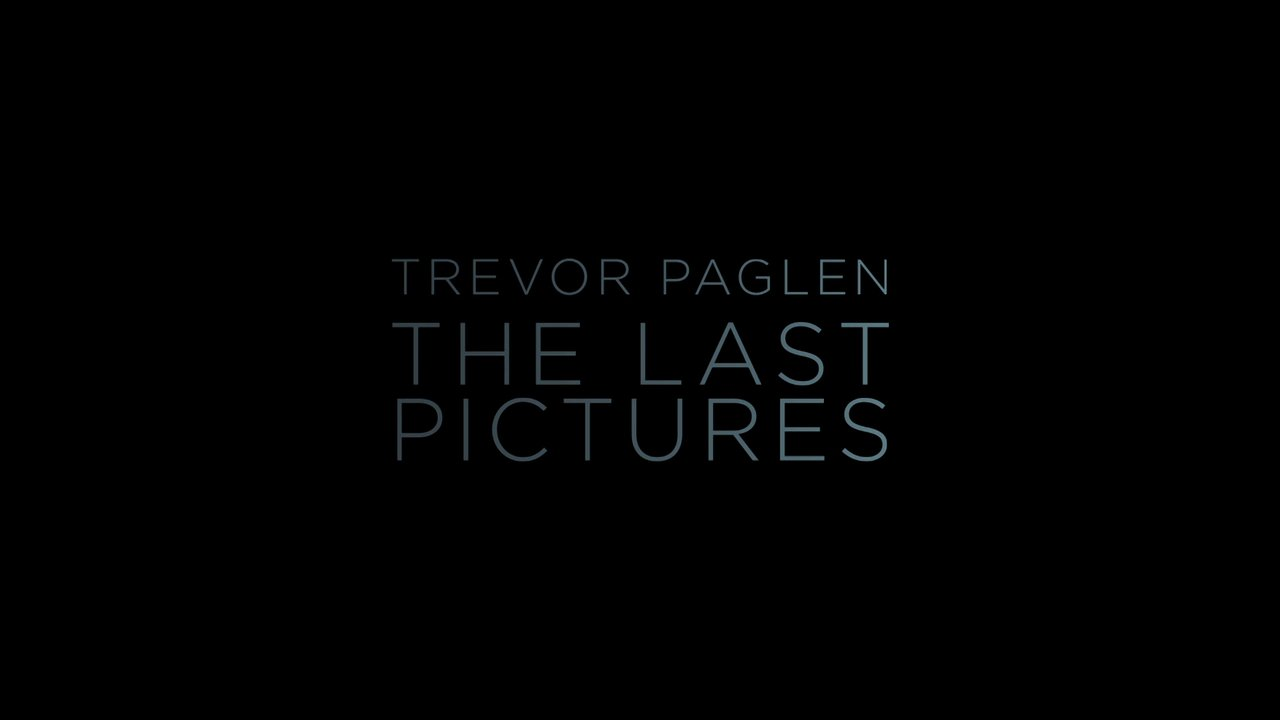 "ASX.TV: Trevor Paglen – ""The Last Pictures"" (2013)"