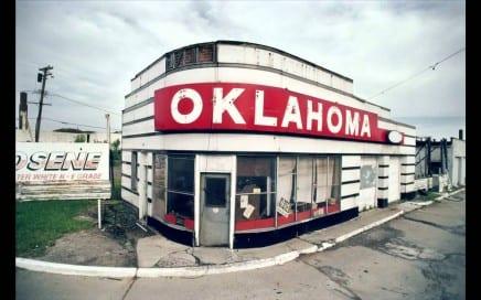 """ASX.TV: Camilo Jose Vergara – """"Former Oklahoma Gas Station, Detroit 1996″ (2012)"""