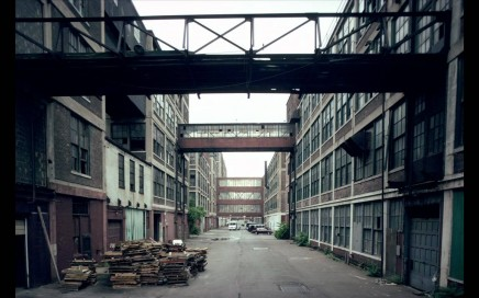 "ASX.TV: Camilo Jose Vergara – ""Former Packard Plant, Detroit 1993″ (2012)"