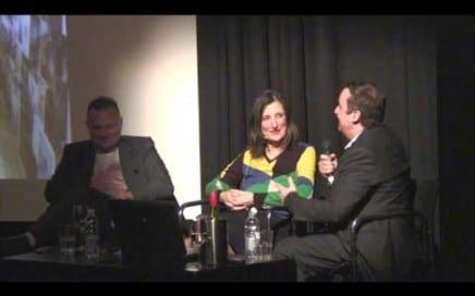 """ASX.TV: Juergen Teller – """"Juergen Teller and Bice Curiger in Conversation"""" (2013)"""