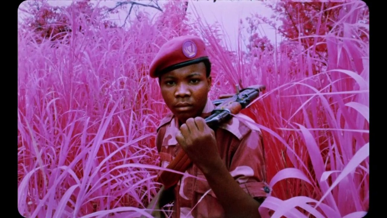 "ASX.TV: Richard Mosse – ""The Impossible Image"" (2013)"