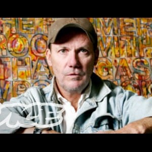 "ASX.TV: Richard Prince – ""Continuation Painting with Richard Prince"" (2008)"