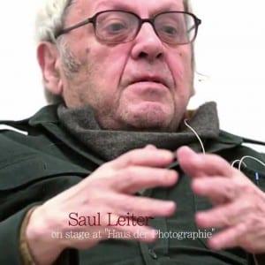 "ASX.TV: Saul Leiter – ""Retrospektive in Hamburg"" (2012)"