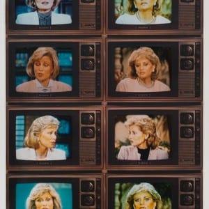 "ROBERT HEINECKEN: ""Newswomen Corresponding"" (1986)"