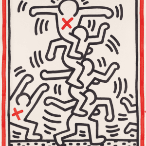 "KEITH HARING: ""The Authorized Biography (EXCERPT) "" (1992)"