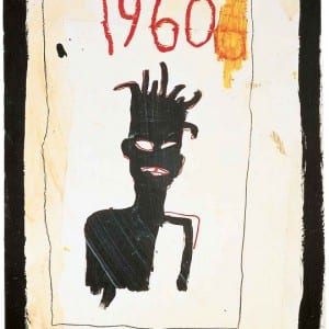 "JEAN-MICHEL BASQUIAT: ""PAINTINGS"""