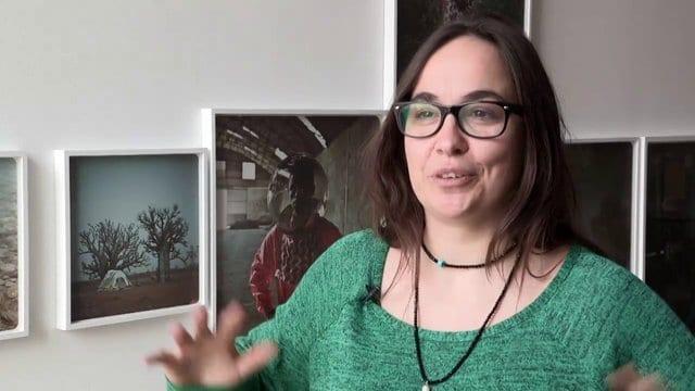 "ASX.TV: Cristina de Middel – ""Deutsche Börse Photography Prize"" (2013)"