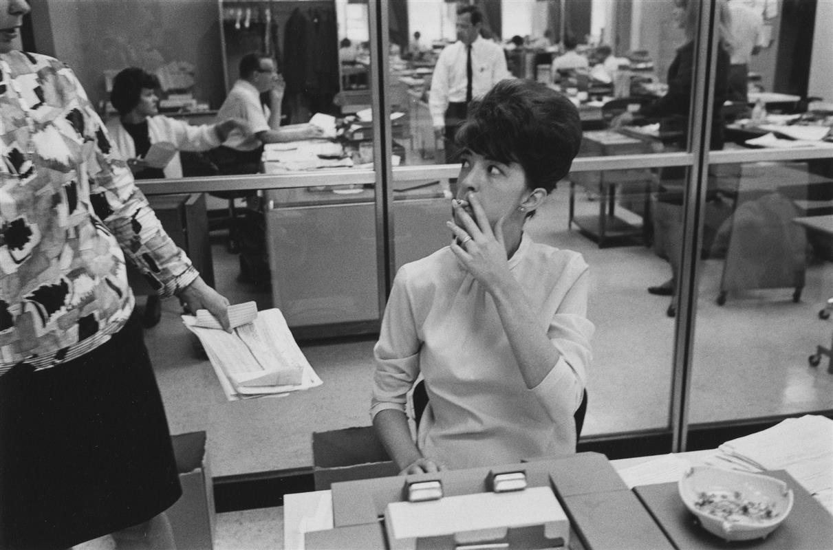 "Vintage Secretary Desk >> Enrico Natali: ""Detroit 1968"" (2013) – AMERICAN SUBURB X"