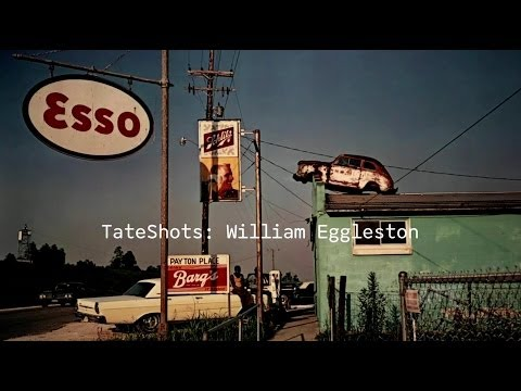 "ASX.TV: William Eggleston – ""TateShots"" (2014)"