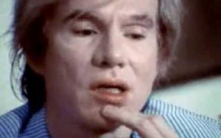 """ASX.TV: Andy Warhol – """"Warhol on Jasper Johns"""""""
