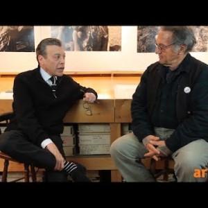 """ASX.TV: Larry Fink – """"Artist Interview"""" (2014)"""