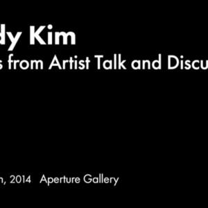 """ASX.TV: Sandy Kim – """"Artist Talk"""" (2014)"""