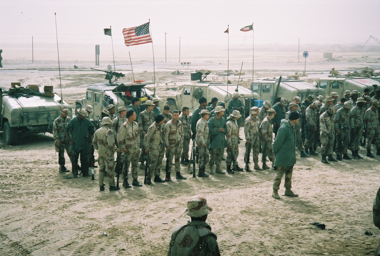 Essay about the help war in iraq