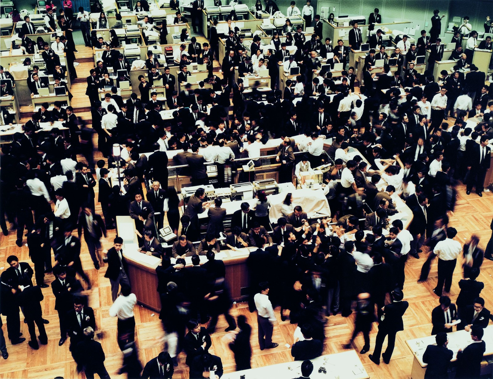 Gursky - Tokyo Stock Exch (Custom)